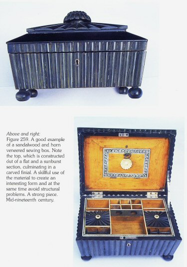 Antique Boxes, Tea Caddies, and Society -- 1700--1880, ISBN: 0764316885  Antigone Clarke & Joseph O'Kelly, A Schiffer Book for collectors
