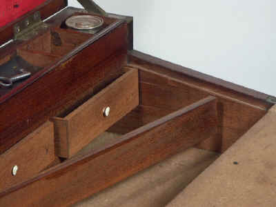 A Georgian Mahogany Triple Opening Writing Box circa 1810wbtoma06.jpg (74929 bytes)