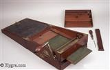 Antique Rare small traveling Watt's patent copying machine circa 1790