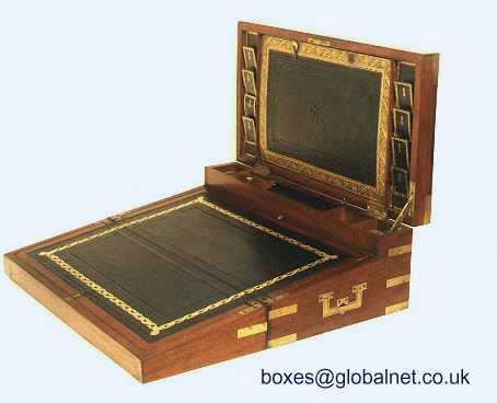 antique writing desk plans