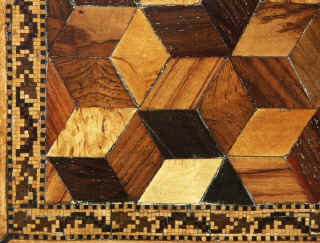 early parquetry designs