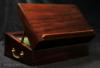 This box is very similar to that which was owned and used by Jane Austen. Jane's box  is now in the British Library.18th Century Solid mahogany writing box with side drawer   Circa 1790.